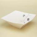 花絵 角鉢