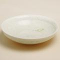 淡麗小花 7寸浅鉢